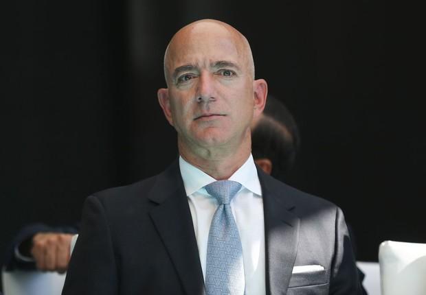 Jeff Bezos, da Amazon, fica US$ 13 bi mais rico num único dia ...