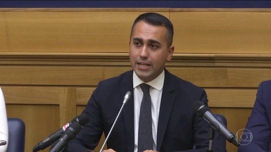 Votação online aprova coligação entre partidos rivais na Itália e abre caminho para novo governo