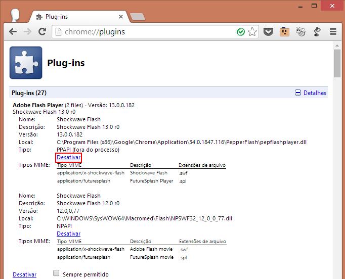 Como ativar o Adobe Flash Player no Google Chrome | Dicas e