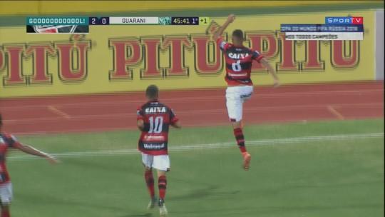 Guarani envia proposta ao Botafogo por empréstimo de Fernandes até o fim de 2019