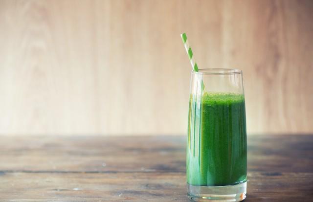 Suco Verde, receita por Mariana Poletto (Foto: Thinkstock)