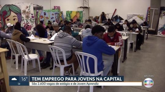 Quase um milhão de pessoas estão desempregadas em SP