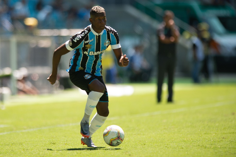 Orejuela soma quatro partidas na temporada — Foto: Max Peixoto/MS/Divulgação