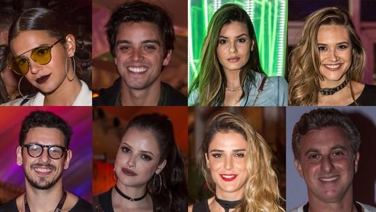 Veja os famosos que curtiram o primeiro fim de semana do Rock in Rio