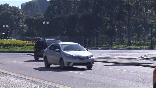 Prefeitura de Curitiba arrecada quase R$ 7 milhões com aplicativos de transporte