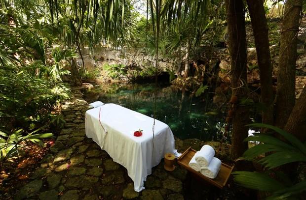 Chablé Resort (Foto: Reprodução/Divulgação)