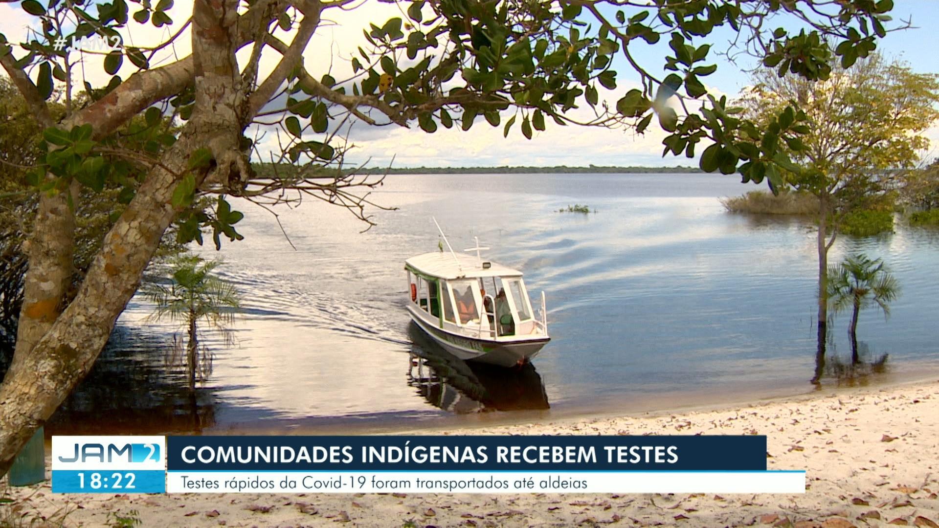 VÍDEOS: Comunidades rurais no AM recebem 200 testes rápidos para diagnóstico da Covid-19; veja outros destaques do JAM 2