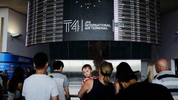 Companhias de baixo custo vêm mirando mercado de voos transatlânticos (Foto: GETTY IMAGES/via BBC News Brasil)