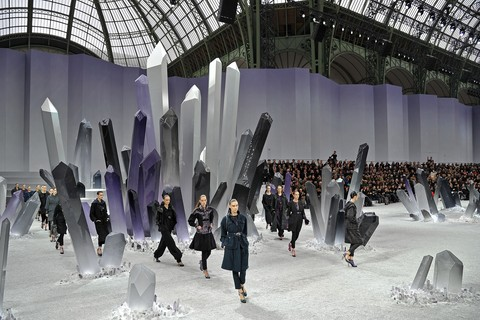 Chanel ready-to-wear, inverno  2013