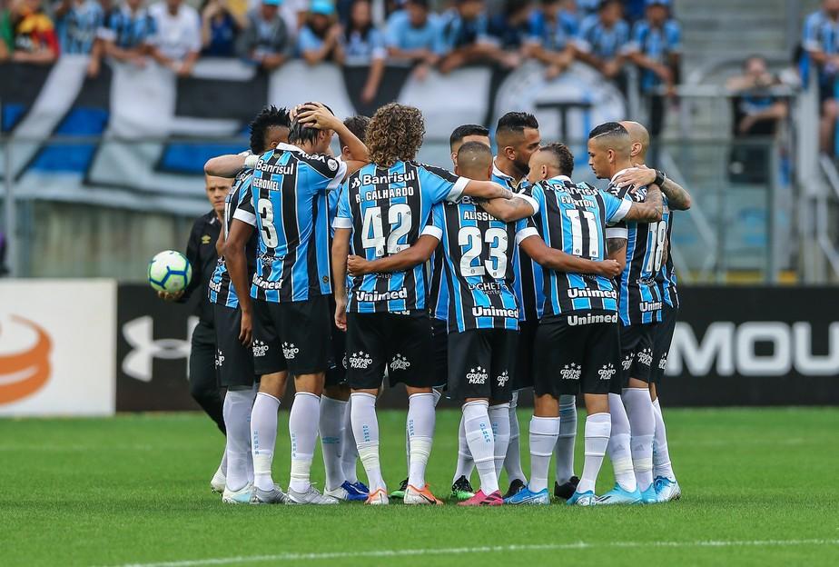 Grêmio prepara mudança de fotografia e pode iniciar 2020 com até seis novidades no time titular | grêmio | ge