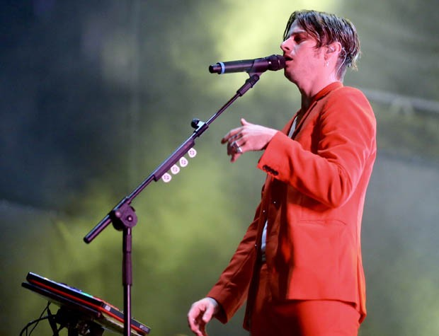 Mark Foster, do Foster The People (Foto: Manuela Scarpa/Brazil News)
