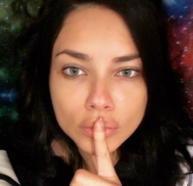 Adriana Lima (Foto: Reprodução/Instagram)