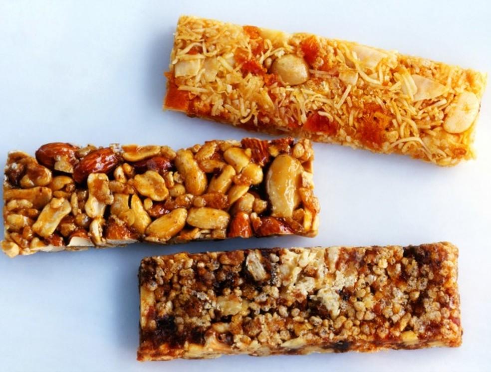 Barras de cereal podem e devem ser levadas na bolsa (Foto: Getty Images)
