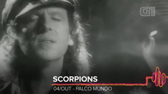 Scorpions após Iron Maiden no Rock in Rio? Guitarrista explica: 'Iron prefere tocar cedo'