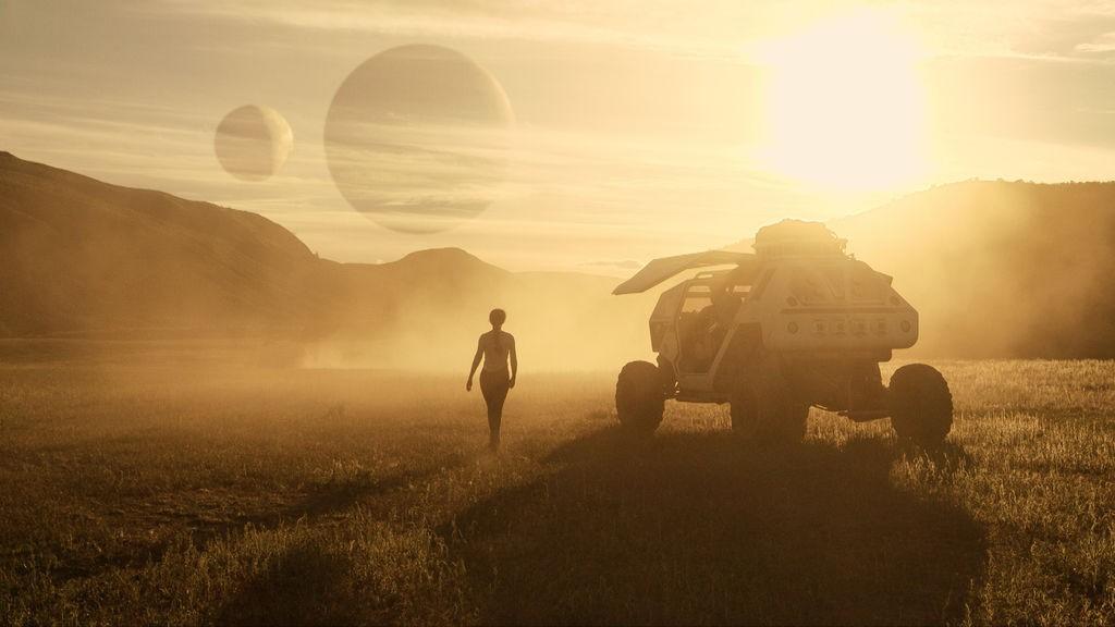 'Perdidos no Espaço', que chegará em 13 de abril (Foto: Dilvulgação)