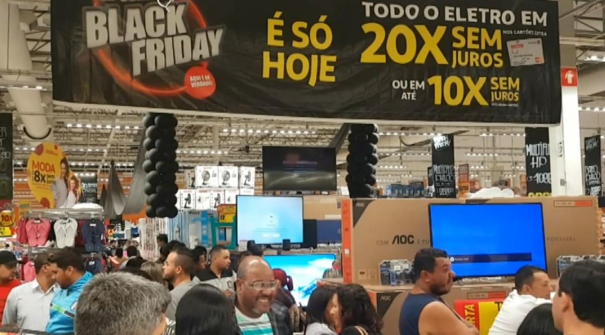 Black Friday em Campinas rende 26 fiscalizações e 11 autuações, diz Procon