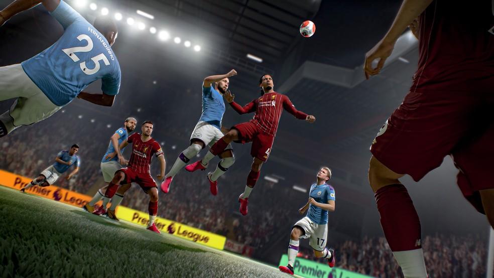 Modo Ultimate Team do FIFA 21 terá novas opções de personalização dos clubes — Foto: Divulgação/EA Sports