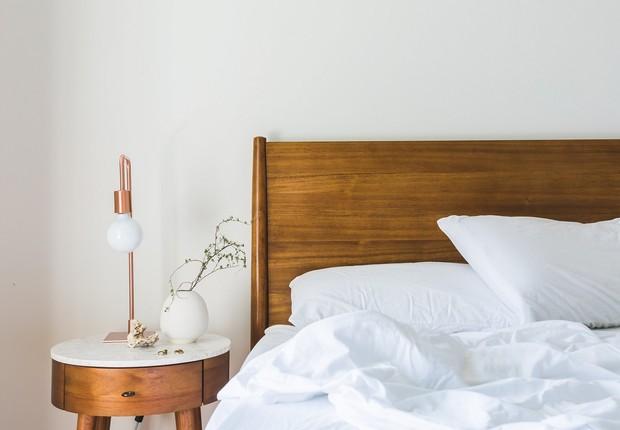 Quarto; decoração; cama; sono; dormir (Foto: Pexels)