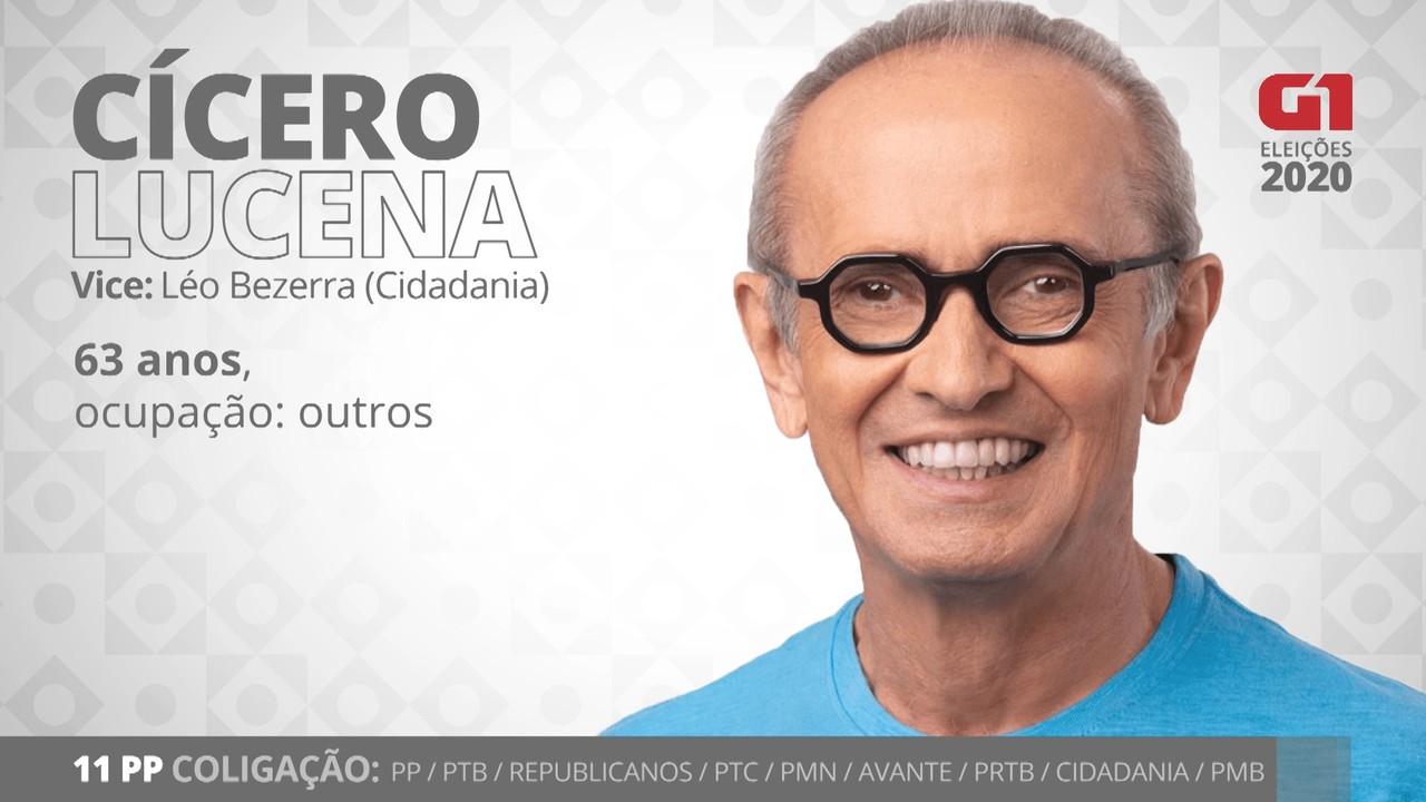 Cícero Lucena (Cidadania) fala suas propostas para o enfrentamento do coronavírus, em JP