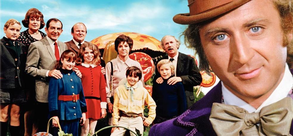 Willy Wonka e a Fábrica de Chocolate: filme completa 50 anos de lançamento — Foto: IMDB