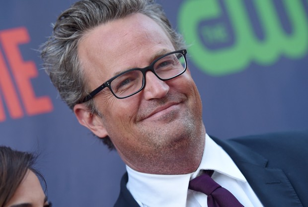 WEST HOLLYWOOD, CA - AUGUST 10:  Actor Matthew Perry arrives at CBS, CW And Showtime 2015 Summer TCA Party at Pacific Design Center on August 10, 2015 in West Hollywood, California.  (Photo by Axelle/Bauer-Griffin/FilmMagic) (Foto: FilmMagic)