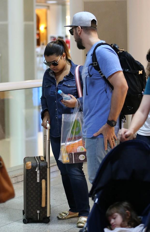 Preta Gil e Rodrigo Godoy (Foto: André Freitas/ AgNews)
