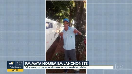 'O sofrimento não pode ficar impune', diz irmã de homem morto baleado por policial após fingir assalto em SP