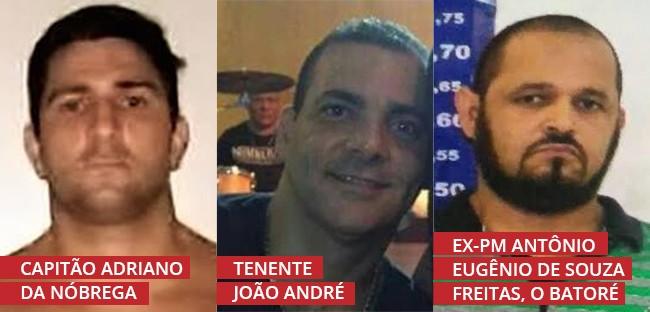 Escritório do Crime: como grupo de matadores colecionou execuções no Rio por uma década