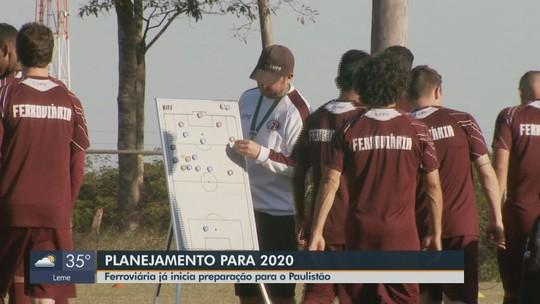 Roque Júnior fala sobre planos para 2020 e crava Vinicius Munhoz no comando da AFE