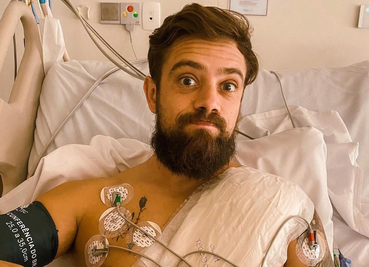 Rafael Cardoso passa por cirurgia para implantar desfibrilador cardíaco - Quem | QUEM News