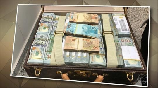 PF investiga fortuna em bagagens do vice-presidente da Guiné Equatorial