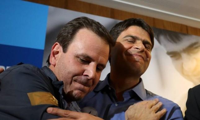 TRE torna Eduardo Paes e Pedro Paulo inelegíveis em 2018