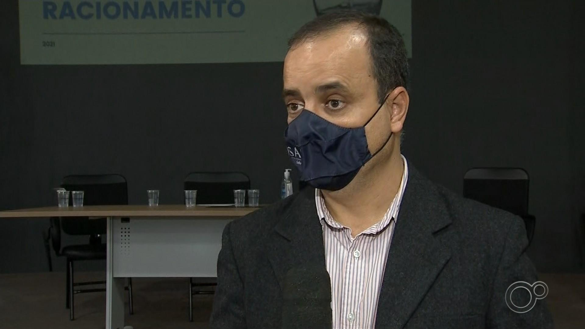 Prefeitura de Salto apresenta plano de racionamento de água em caso de estiagem