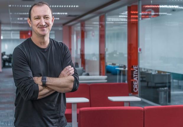 César Gon, cofundador da CI&T, empresa especializada em transformação digital (Foto: Divulgação)