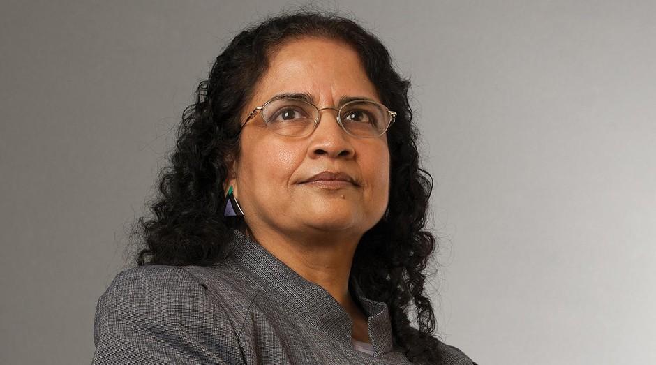 Saras Sarasvathy, professora e especialista em empreendedorismo (Foto: Divulgação)
