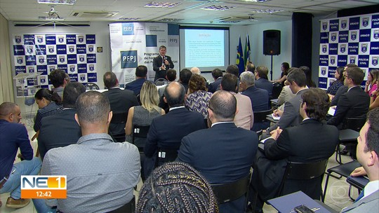 Governo federal promove capacitação de delegados em Pernambuco para combater crime organizado
