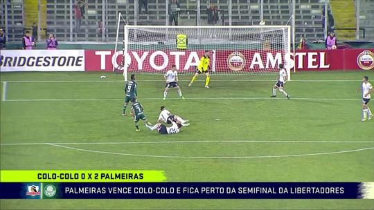 """Maranhão exalta marca histórica, e Ana Thaís vê Palmeiras seguro no Chile: """"Weverton não aparecia"""""""