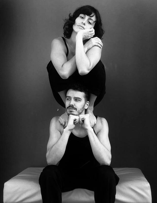 Natasha Jascalevich e Gabriel Stauffer (Foto: Victor Pollak)