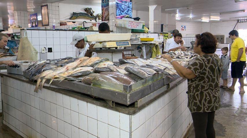 MPES pede interdição do Mercado do Peixe da Vila Rubim, em Vitória