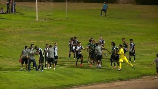 River-PI x Ceará  - Copa do Nordeste Sub-20 2018 - globoesporte.com