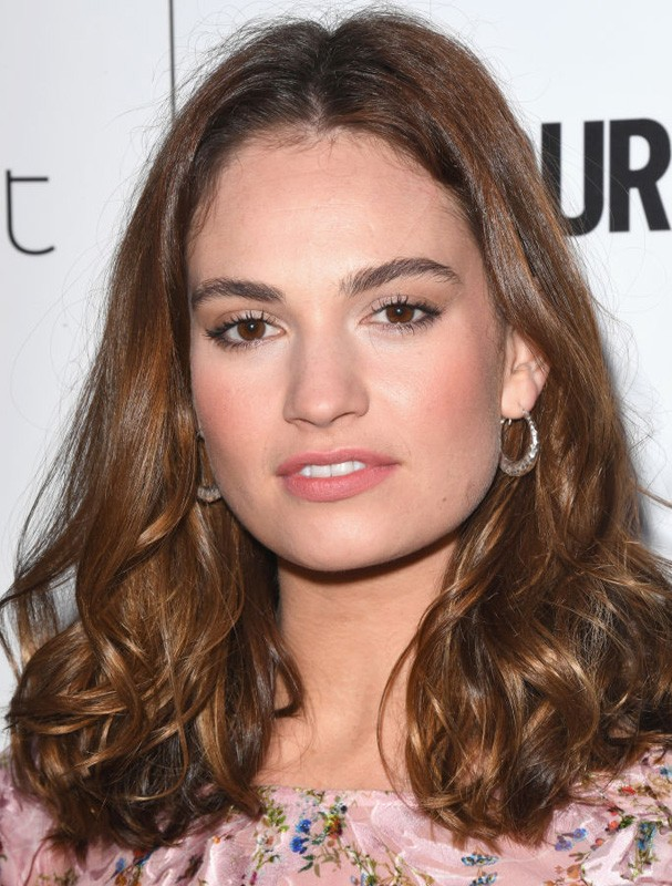 Lily James (Foto: Getty Images)