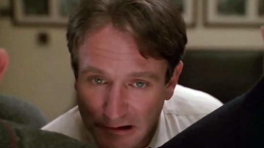 Ator que comovia e divertia o público, Robin Williams deixa saudades