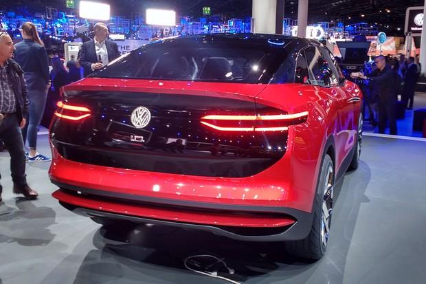 Volkswagen I.D Crozz (Foto: Tereza Consiglio)