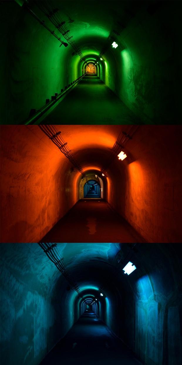 Túnel abandonado no Japão é transformado em espaço de artes (Foto: Divulgação / MAD Architects)