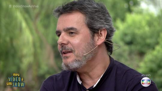 Carreira de Cássio Gabus Mendes é celebrada no 'Vídeo Show'