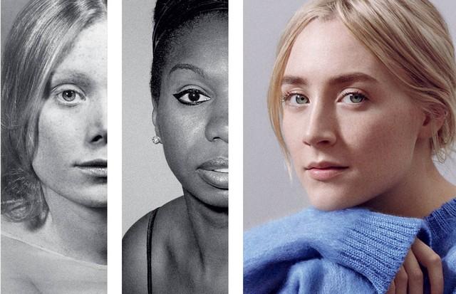 A campanha de Women, primeiro perfume de Raf Simons para a Calvin Klein (Foto: Divulgação)