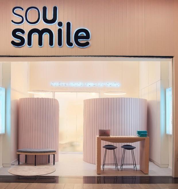 A SouSmile tem três unidades, todas na cidade de São Paulo (Foto: Divulgação)