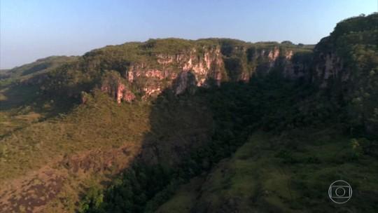 Serra do Roncador guarda a beleza de um Brasil desconhecido
