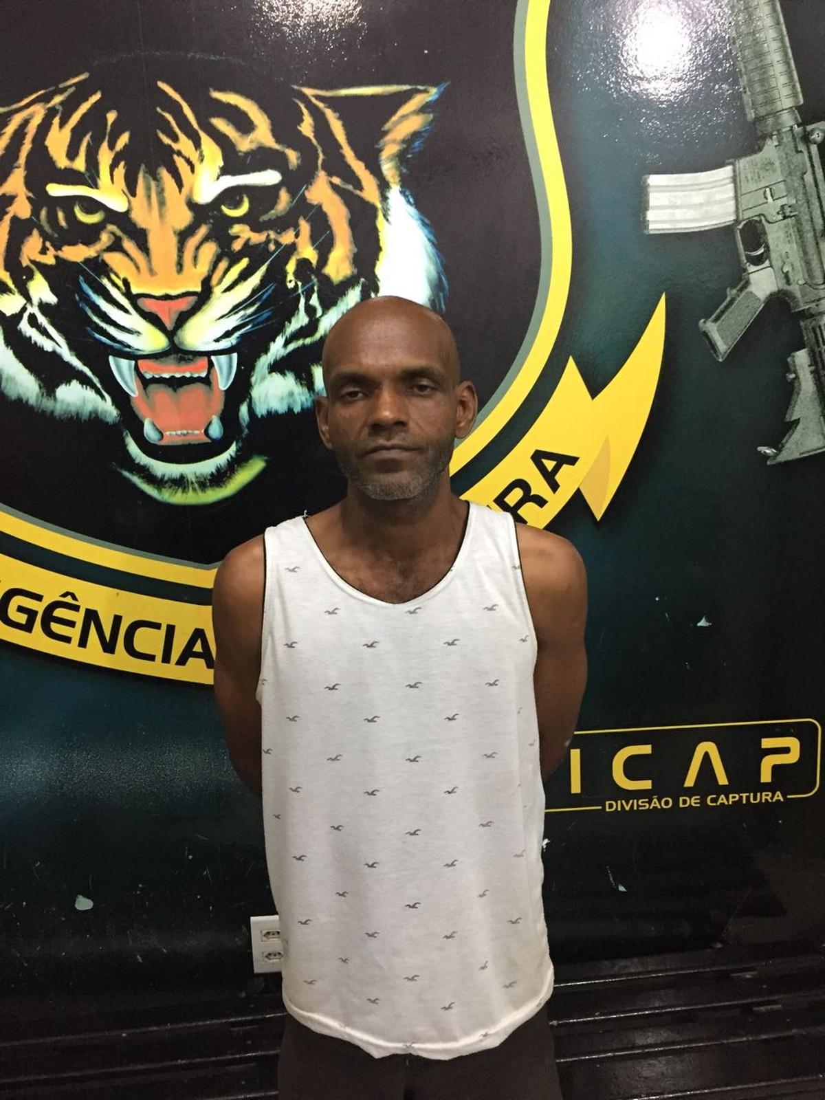 Albergado ligado a grupo criminoso é detido após quebrar prisão domiciliar em Boa Vista