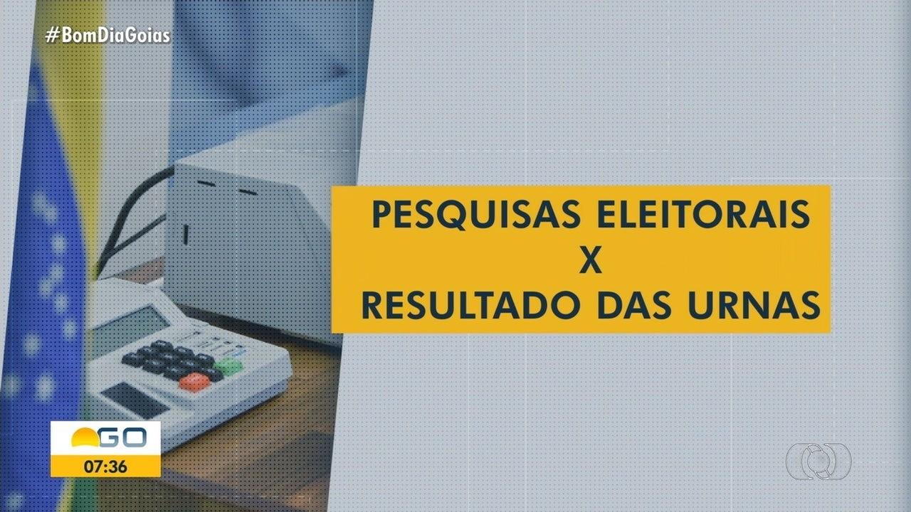 Ibope avalia eleições em Goiás